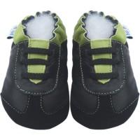 Athletic Black Green
